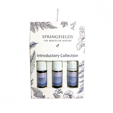 Essential Oil Trio - Introductory Collection