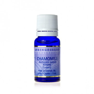 Chamomile (Roman) 2.5% CO in Jojoba 11ml