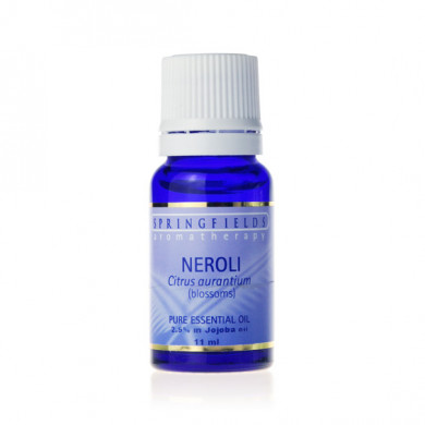 Neroli 2.5% in Jojoba 11ml