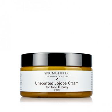 Unscented Jojoba Cream 240g