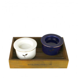 Electric Oil Burner (Blue)