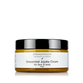 Unscented Jojoba Cream 240g